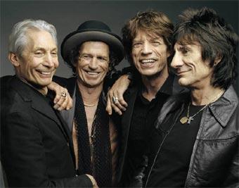 Rolling Stones cambian concierto para no molestar a caballos